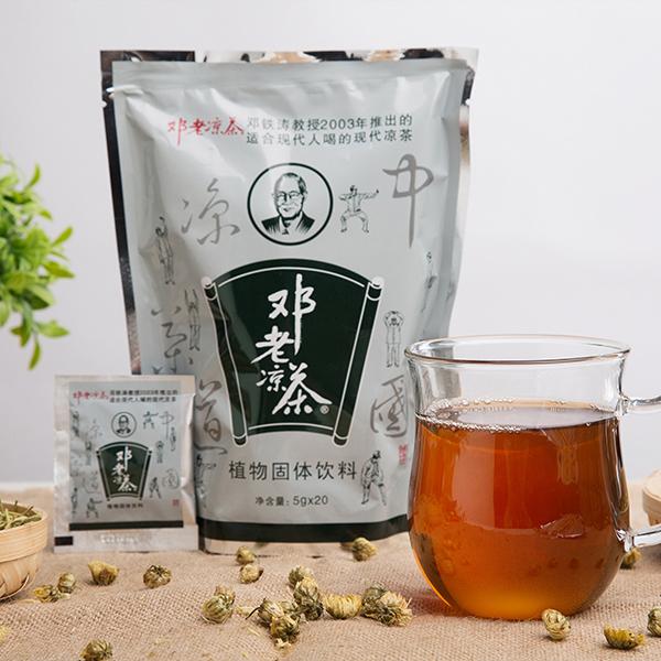 邓老凉茶颗粒冲剂